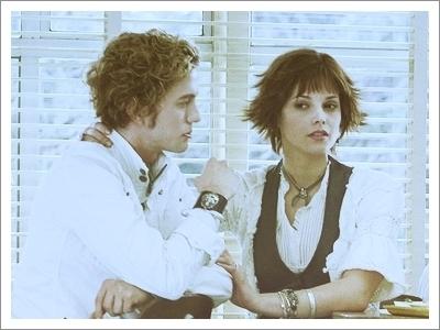 Alice and Jasper <3