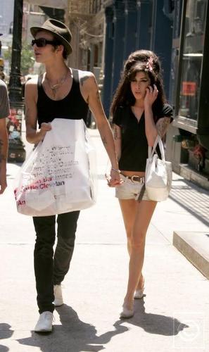 Amy/Blake*