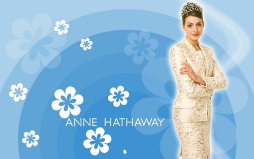 Anna - anne-hathaway Wallpaper