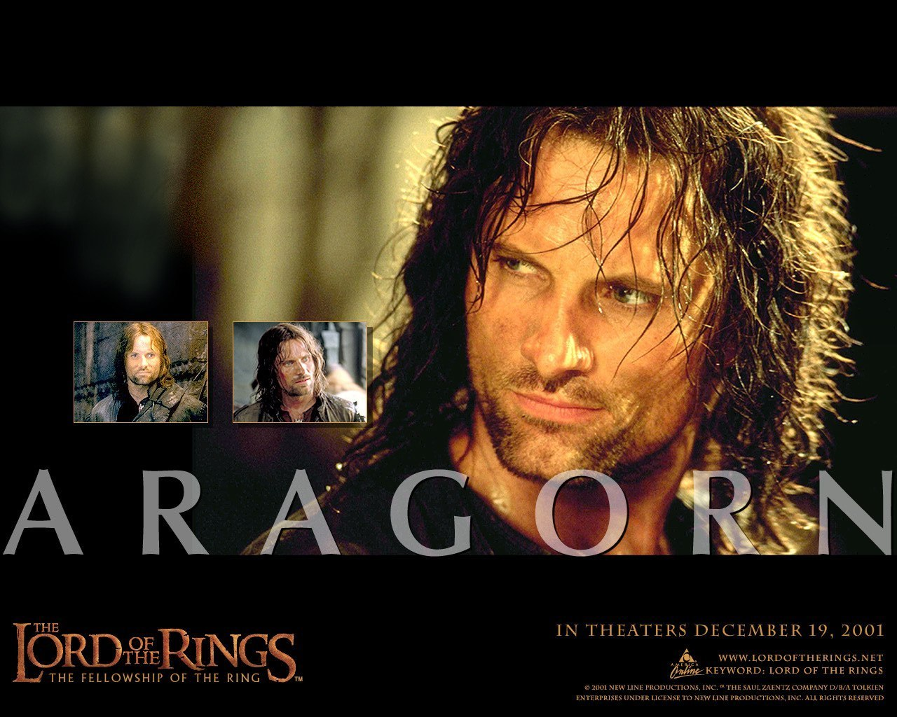Lord of the rings aragorn