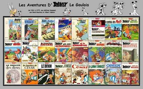 Asterix wallpaper with anime called Asterix