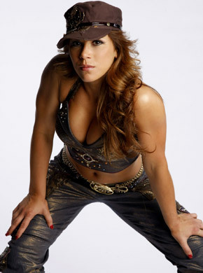 Backstage Beauties - Mickie James