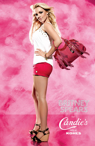 Britney- New Candies Promos