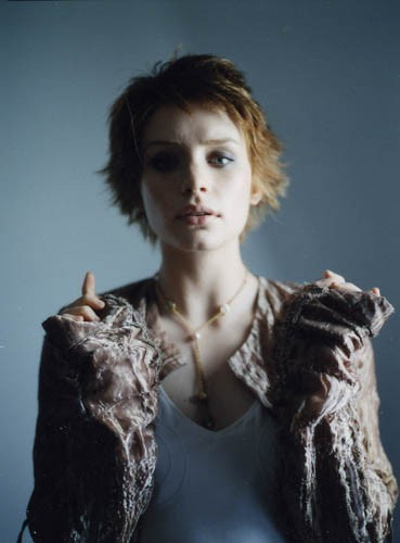 Bryce Dallas Howard wallpaper probably with a fur coat called Bryce