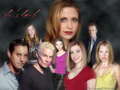 Buffy Season 6 Walllpaper - horror-and-sci-fi-television wallpaper