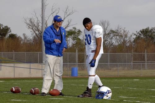 Coach Taylor & Smash