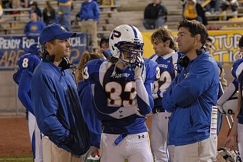 Coach Taylor & Tim