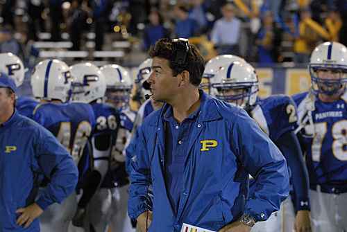 Friday Night Lights achtergrond called Coach Taylor