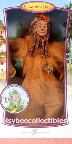 Cowardly Lion Doll