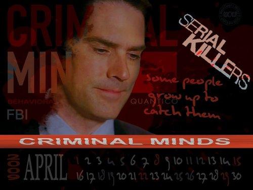 Criminal Minds Calendar