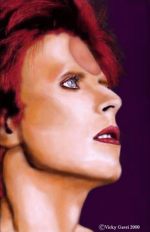 David Bowie Halloween Song