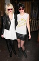 Daisy and Taylor Momsen at the Carrera Vintage-Inspired Sunglasses Launch