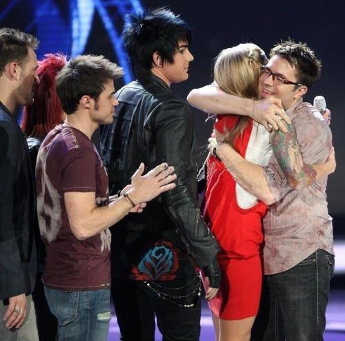 Danny & Idols :)
