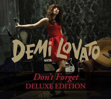 Demi Lovato Album on Demi S New Cd Cover   Demi Lovato And Jonas Brothers 378x336