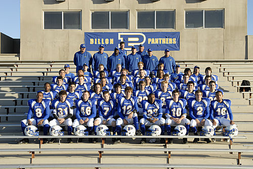 Friday Night Lights 바탕화면 called Dillon Panthers