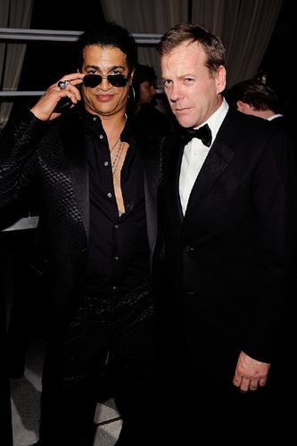 Elton John's AIDS Foundation Oscar Party