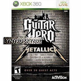 Embarrassing Game Typos: gitar Hero: Metallica