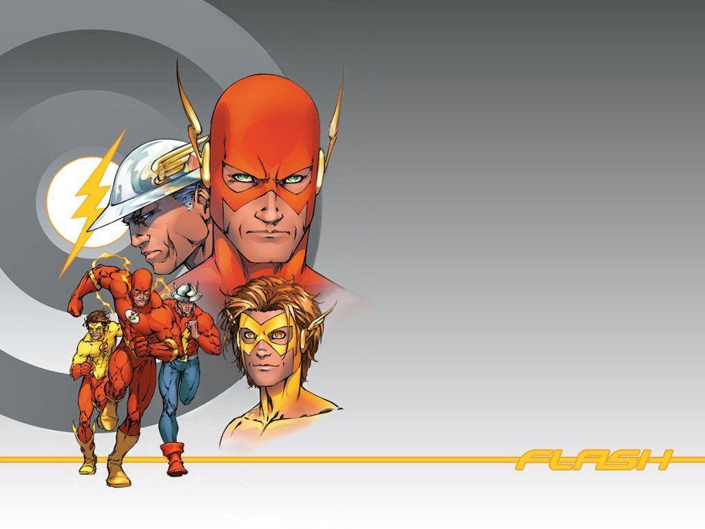 Flash - Generations