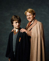 Gilderoy Lockhart & Harry Potter