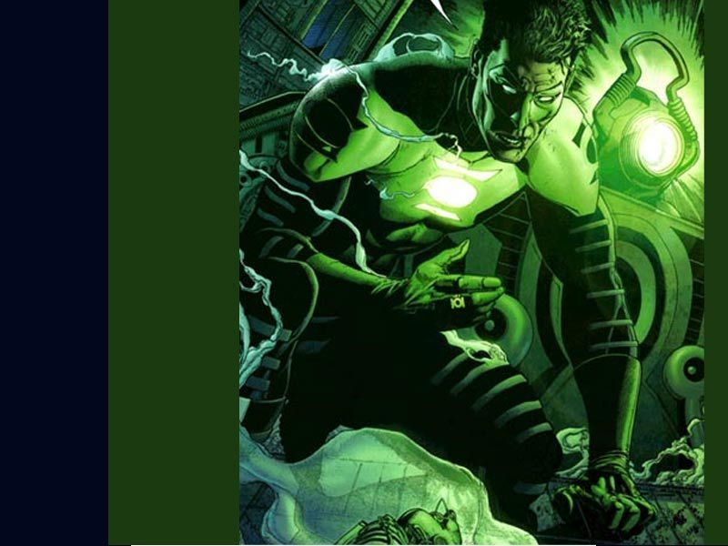 Green Lantern Comic Wallpaper: Wallpapers De Comics