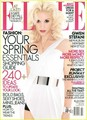 Gwen Shoots Elle Magazine Cover