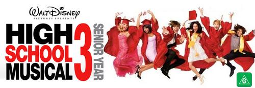 High School Musical 3 바탕화면 titled HSM3