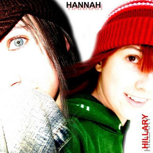 Hannah and Hilly