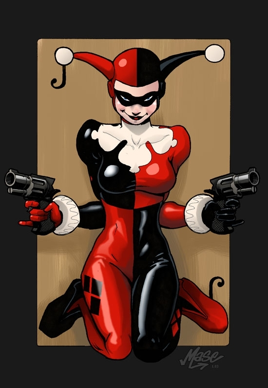 harley quinn is the - photo #23