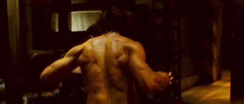 Hugh Jackman Naked! (Wolverine)