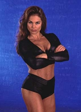 Wwe Former Diva Ivory achtergrond probably containing attractiveness, a bikini, and an underwear titled Ivory