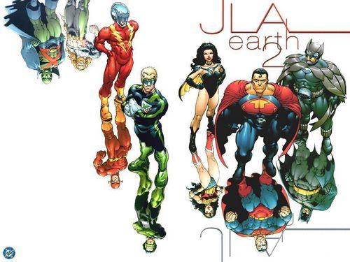JLA - Earth2