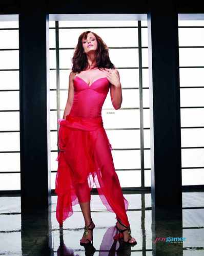 Jennifer 2005 Photoshoot