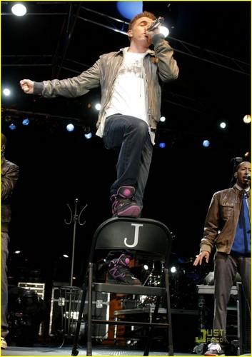 Jesse @ The Big Dance