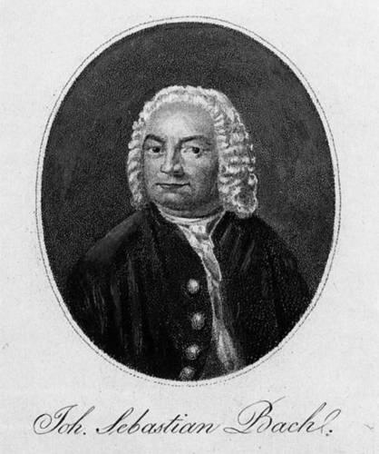 Johann Sebastian Bach portraits