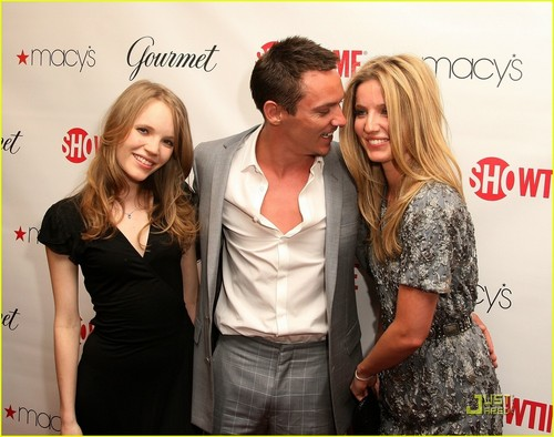 Jonathan at The Tudors season 3 launch party - jonathan-rhys-meyers Photo