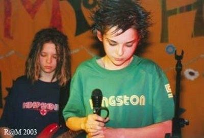 Tom & Bill Kaulitz 壁纸 called KaulitzTwins♥
