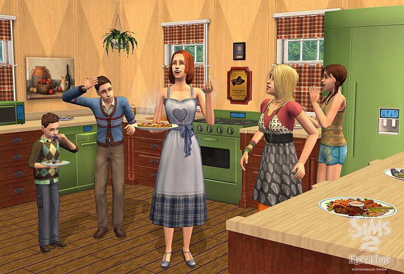 The Sims 2 LOL Sims