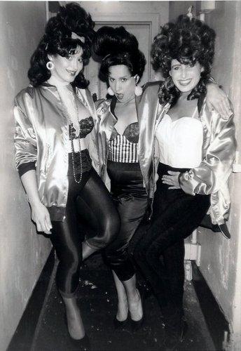 Lisa in 1985