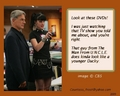 Look at these DVDs! - ncis fan art