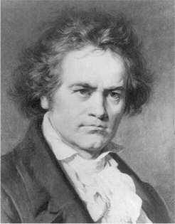 Ludwig van Beethoven portraits
