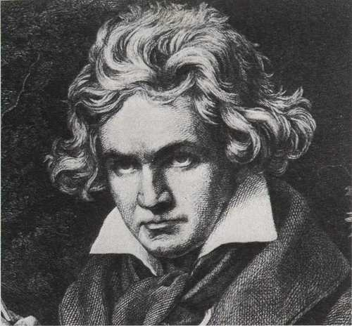 Ludwig van Beethoven portraits - classical-music Photo