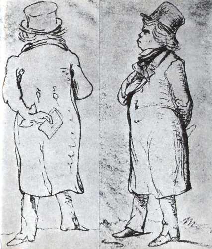 Ludwig furgone, van Beethoven portraits