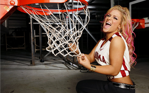 March Madness - Natalya - wwe-divas Photo