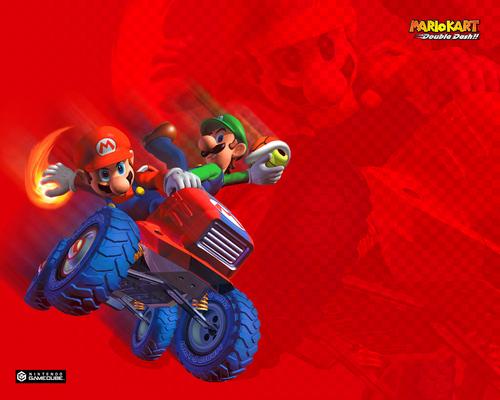Super Mario Hintergrund titled Mario Kart Hintergrund