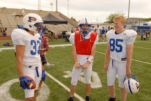 Matt, Landry & Riggins
