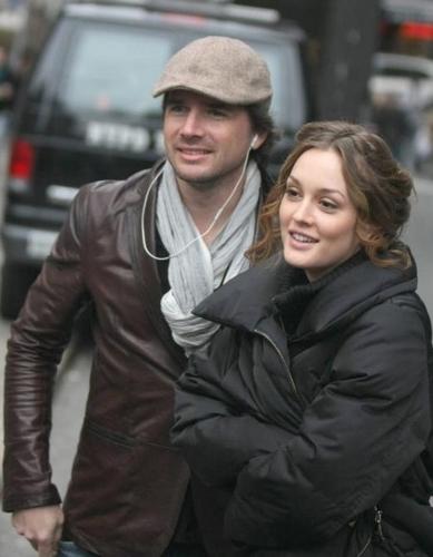 Matthew and Leighton