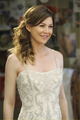 Meredith's wedding dress - greys-anatomy photo