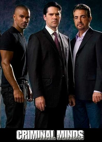 Morgan, Hotch and Rossi