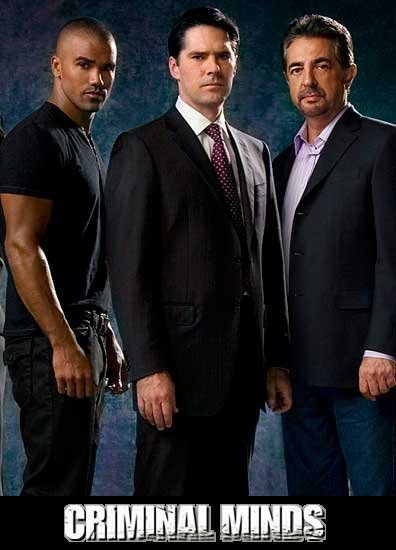 Morgan, Hotch and Rossi