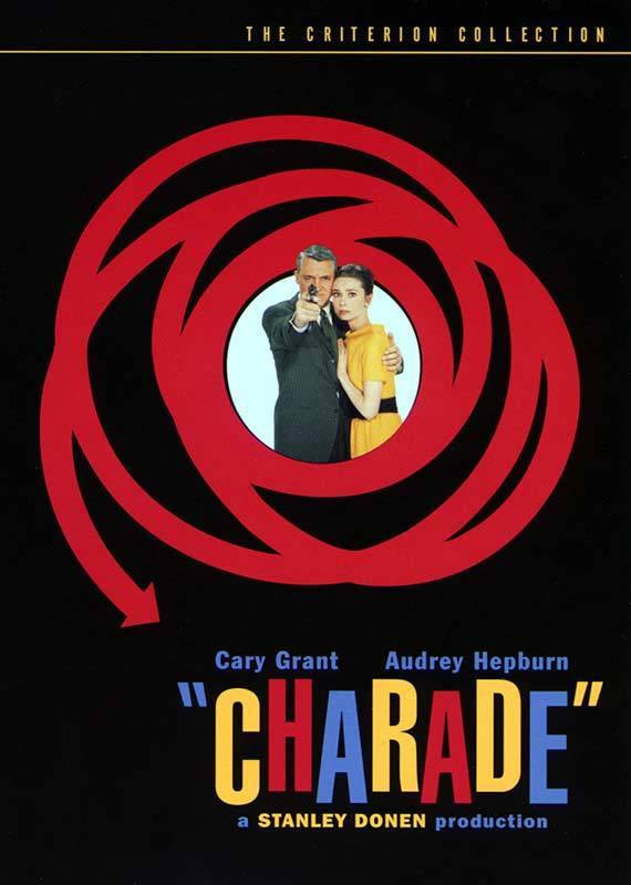Charade images Movie Poster HD wallpaper and background ...